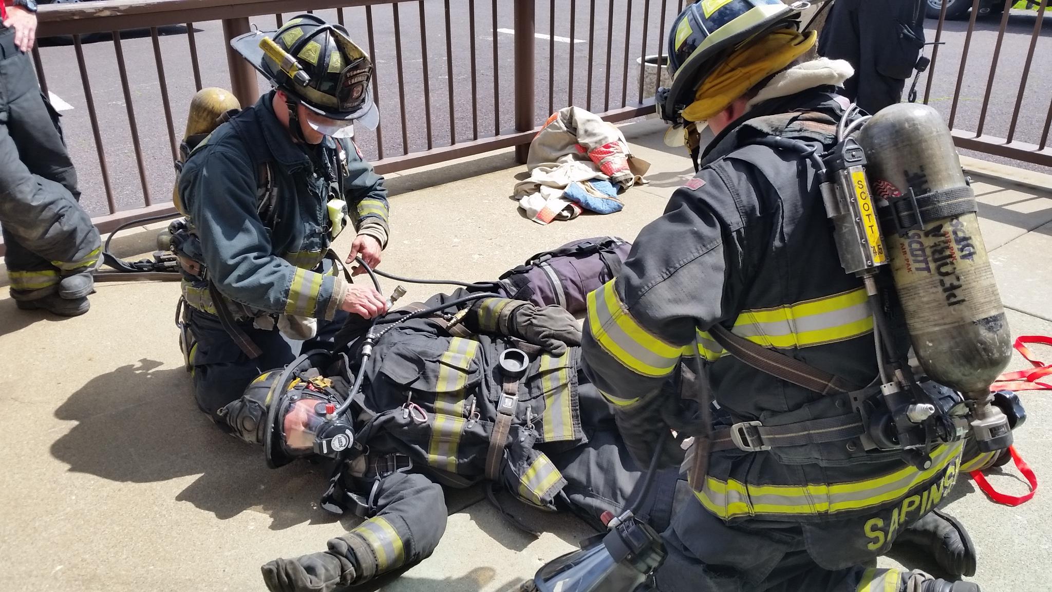 Firefighter Survival