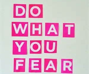 Fear Factor: What do you fear?