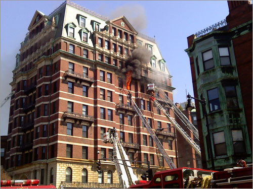 Firefighting in Non-Combustible Multiple Dwellings