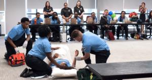 ems training class