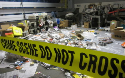 Processing Hazardous and Unusual Crime Scenes