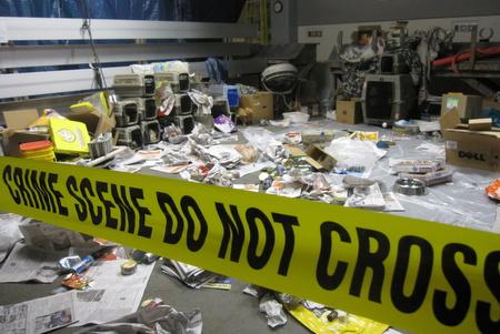 Unusual Crime Scene Investigations