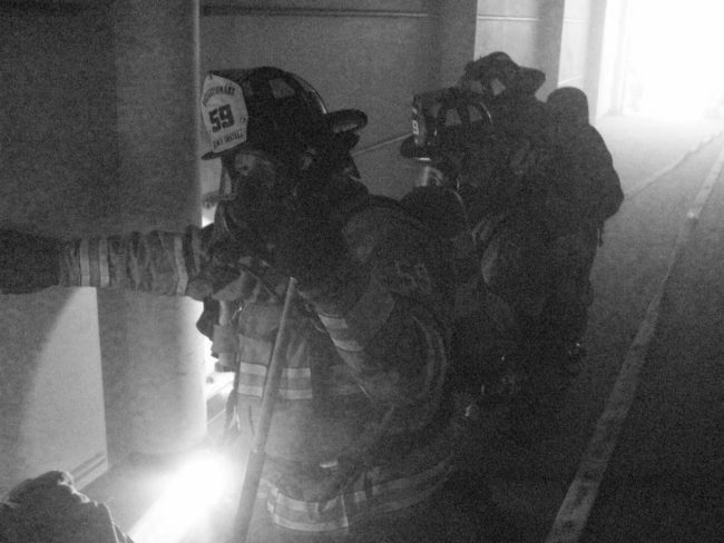 Engine Company Operations in Large Structures
