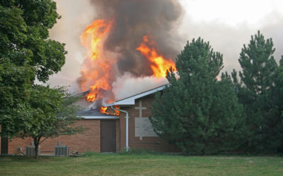 Church Fires: Strategy and Tactics