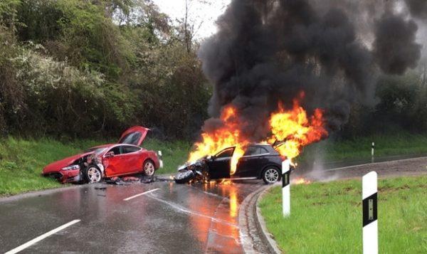 Response to Incidents Involving Hybrid Vehicles