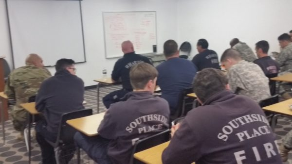 Firefighter Career Prep
