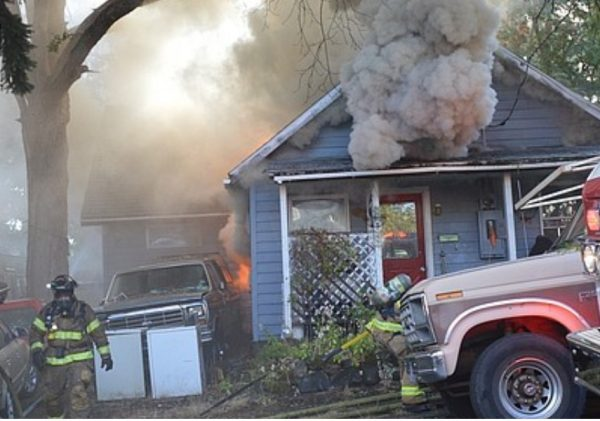 Residential Attic Fires: Strategy and Tactics