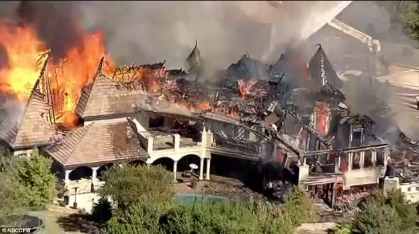 McMansions: Fires in Large Square Footage Residential Structures