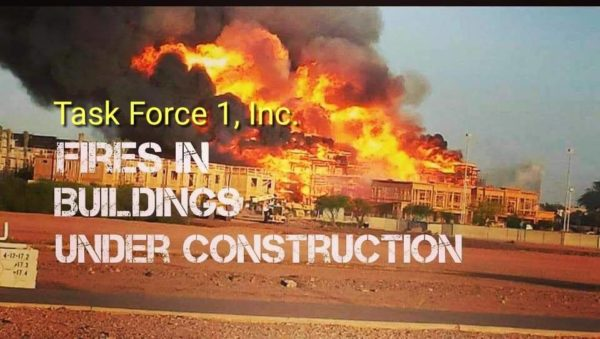 Fires in Buildings Under Construction
